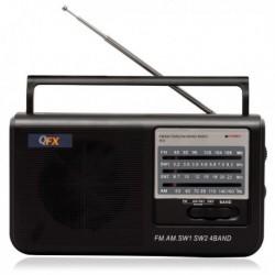 R-3 RADIO QFX AM/FM/SW1-SW2 4 BANDAS