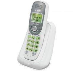 CS-6114 TELEFONO INALAMBRICO VTECH CON IDENTIFICADOR DE LLAMADAS, BLANCO