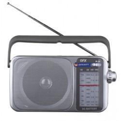 R-24 RADIO QFX AM/FM/SW1-SW2 4 BANDAS