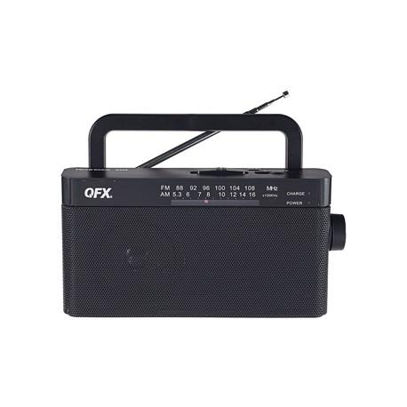 R-200 RADIO QFX AM/FM RECARGABLE